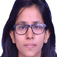 Shilpi S. Class 12 Tuition trainer in Noida