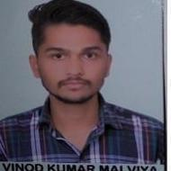 Vinod Kumar malviya Class 8 Tuition trainer in Sarangpur