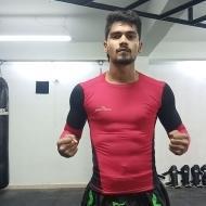 Ashutosh Singh Personal Trainer trainer in Bangalore