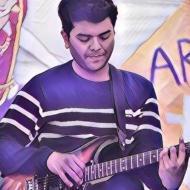 Happy Christ Guitar trainer in Faridabad