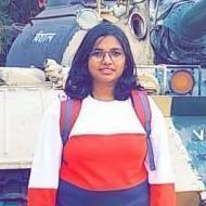 Ishita M. BTech Tuition trainer in Sangli