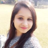 Ritika G. Class 8 Tuition trainer in Delhi