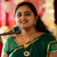 Swathi P. Vocal Music trainer in Bangalore