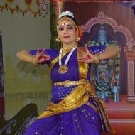 Akshaya G. Dance trainer in Tiruvannamalai