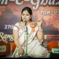 Pragya P. Vocal Music trainer in Jaipur