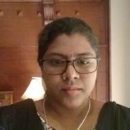 Amirthavarshini K. French Language trainer in Coimbatore