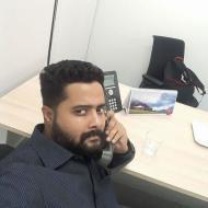 Christopher John P. Spoken English trainer in Kochi