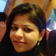 Sonali K. Static Websites trainer in Chandigarh
