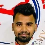 Naveen Goud Self Defence trainer in Hyderabad