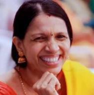 Nalini S. Yoga trainer in Chennai