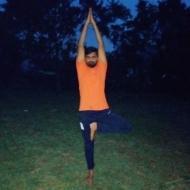 Ashish K. Yoga trainer in Delhi