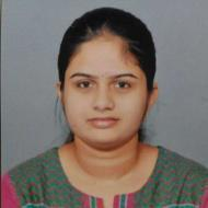 Anjali M. BTech Tuition trainer in Bangalore