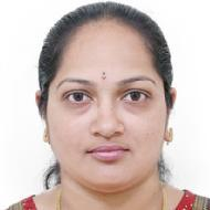 Chandrika R. German Language trainer in Hyderabad