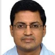 Krishnendu Mukherjee Data Science trainer in Kolkata