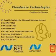 CloudMaze Technologies .Net institute in Chennai