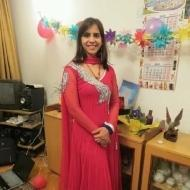Pinki Yoga trainer in Delhi