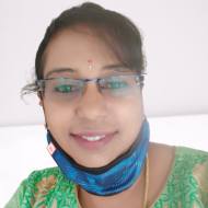 Gomathi A. Class 12 Tuition trainer in Bangalore