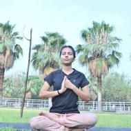 Nidhi Singh Yoga trainer in Lucknow