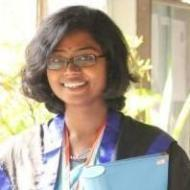 Pritha K. Class 12 Tuition trainer in Bangalore