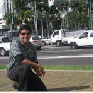 Ashwin Kumar H C Sharp trainer in Bangalore