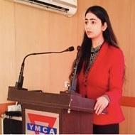 Tanya G. Spoken English trainer in Delhi
