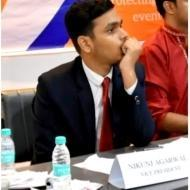Nikunj Agarwal Class I-V Tuition trainer in Ghaziabad