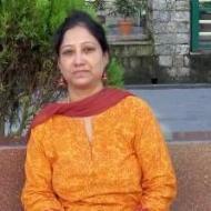 Meenakshi S. Spoken English trainer in Bangalore
