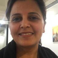 Sharmila L. Painting trainer in Pune