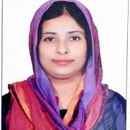 Javeria F. Class 12 Tuition trainer in Hyderabad