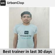 Rajesh Kumar Meena Yoga trainer in Gurgaon
