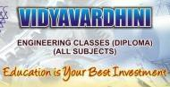 Vidyavardhini Engineering Diploma Classes Engineering Diploma Tuition institute in Kalyan