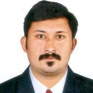 Githesh Pillai IELTS trainer in Changanacherry
