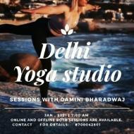 Delhi Yoga Studio Yoga institute in Delhi