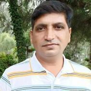 Yogender Vashisht Class 12 Tuition trainer in Gurgaon