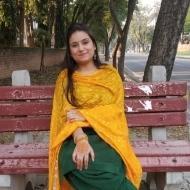 Neha Rana Class 12 Tuition trainer in Chandigarh