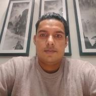 Ravi Kumar Yoga trainer in Delhi