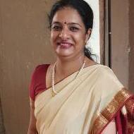 Geetha P. Class 8 Tuition trainer in Mumbai