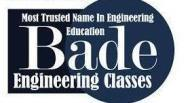 Badeengineeringclasses photo
