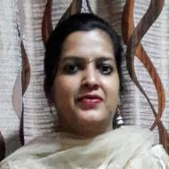 Smriti M. Hindi Language trainer in Ghaziabad