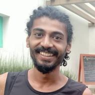 Vishnuvardhana A Guitar trainer in Bangalore