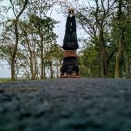 Irfan Mallick Yoga trainer in Kolkata