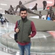 Himanshu Sangwan UGC NET Exam trainer in Gurgaon