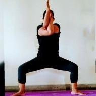 Shikha Pankit Genge Yoga trainer in Mumbai