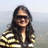Amrita P. Class 6 Tuition trainer in Pune