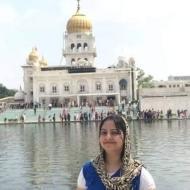 Sonia A. Spoken English trainer in Chandigarh