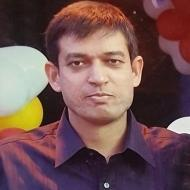 Ankur Tyagi Class 8 Tuition trainer in Indore