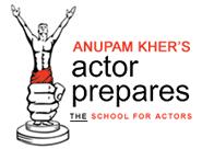 Actor Prepares photo