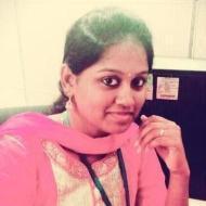 Sowmya A. Class 7 Tuition trainer in Chennai