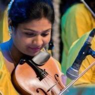 Pradnya D. Violin trainer in Pune