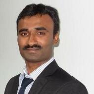 Manjeesh TG Yoga trainer in Bangalore